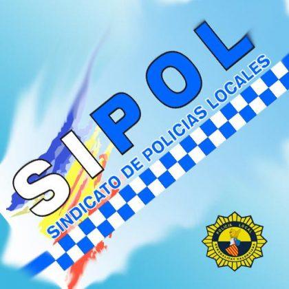 """El Sindicat de Policies Locals (SIPOLCV) critica """"la mala organització de l'equip de govern"""" de Vinaròs durant la gota freda"""