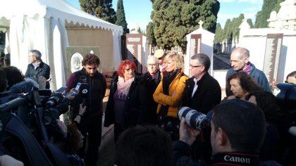 Cultura de Castelló inicia els treballs d'exhumació i identificació de les fosses de víctimes del franquisme