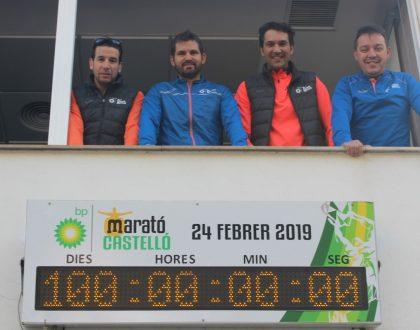 Comença el compte enrere per a la Marató BP Castelló