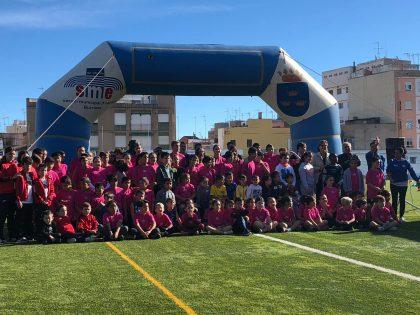 Borriana presenta una nova edició de les Escoles Esportives amb centenars de xiquets i xiquetes en La Bosca