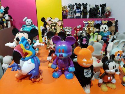 Nules alberga l'exposició Red on Toys del col·leccionista Juan Redón
