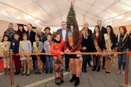 Arranca una nova edició del Mercat de Nadal d'Onda