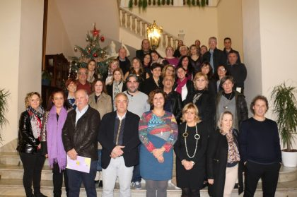 Castelló clausura el VIII taller d'Ocupació amb la recepció de les 36 alumnes