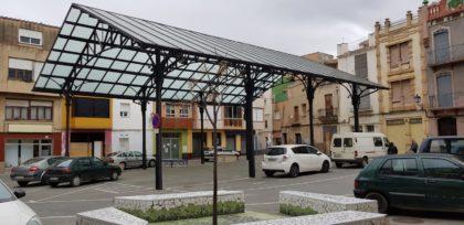 El sambòdrom del Carnaval d'Alcalà es trasllada a la plaça Ricardo Cardona per les obres en la plaça Juan Vilanova