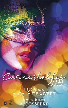 Coneix les dates i a les reines del Carnaval d'Alcalà i Alcossebre