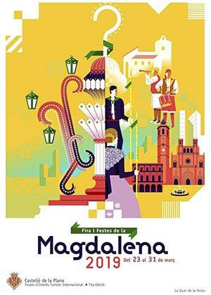 Castelló repartirà milers de follets informatius sobre la Magdalena a Fitur
