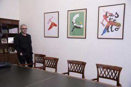 El prestigiós dissenyador gràfic Dídac Ballester realitzarà el cartell commemoratiu del Dia Oficial de la Província 2019