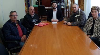 L'Ajuntament de l'Alcora col·labora amb l'associació de paranyers Apaval