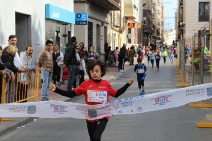 Les millors imatges de la cursa de Sant Blai a Borriana
