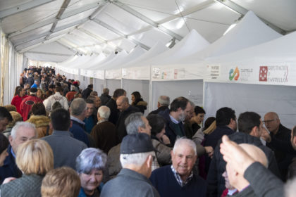 La Diputació de Castelló potencia el mercat de la tòfona de la província i l'economia rural en una Mostra que supera totes les expectatives