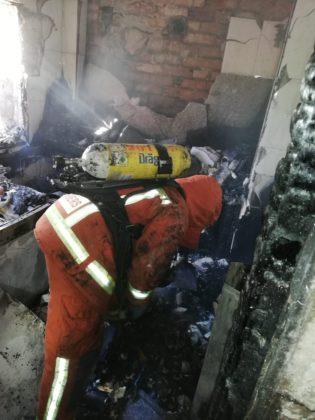 S'incendia un xalet a Paterna