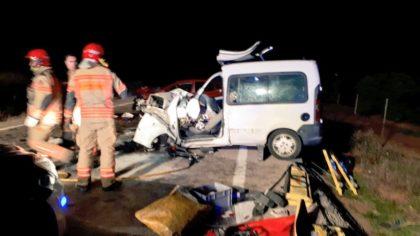 Greu accident de trànsit a Castelló