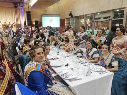 Les millors imatges de les Falles de Borriana a la II Gala Fallera de la Comunitat Valenciana