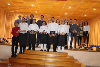 Una nulera guanya el XII concurs nacional de rebosteria Clemenules