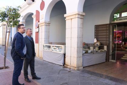 Les obres del mercat del Port de Sagunt finalitzaran a finals de febrer