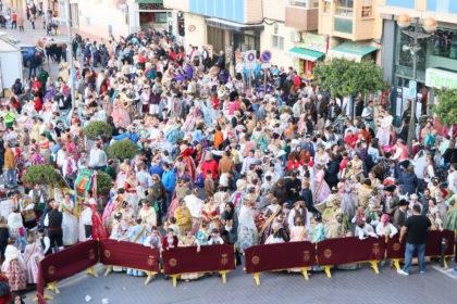 L'alcalde de Sagunt dicta el Ban Faller sobre la normativa i els principals actes de la setmana de festes