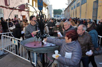 Les millors imatges del dia de Sant Blai a Borriana