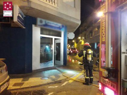 S'incendia un habitatge a Benicàssim