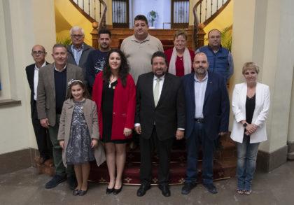 La Diputació potencia les Falles de la província d'acord al seu compromís amb les festes i tradicions de Castelló