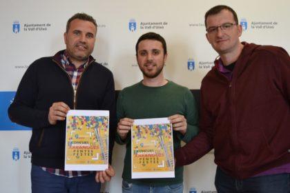 L'Ajuntament de la Vall d'Uixó i les Penyes en Festes presenten el II Concurs Nacional de Xarangues