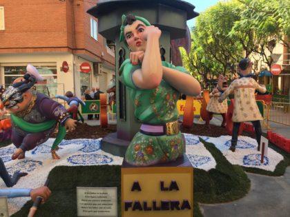 Les falles de Mislata reben els premis per la Igualtat i de Crítica Local