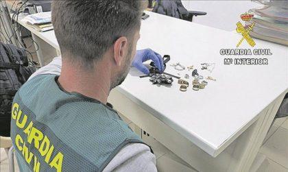 Detinguda una persona per un robatori a Almassora