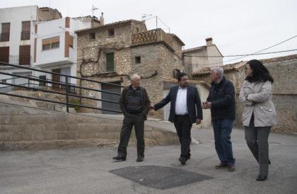 La Diputació de Castelló atreu inversió europea per a ajudar els pobles més petits a estalviar més d'un 30% del seu consum energètic