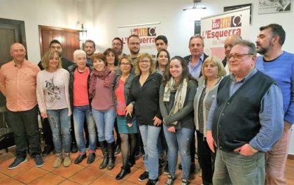 Coneix els candidats d'Esquerra Republicana del País Valencià a Benicarló