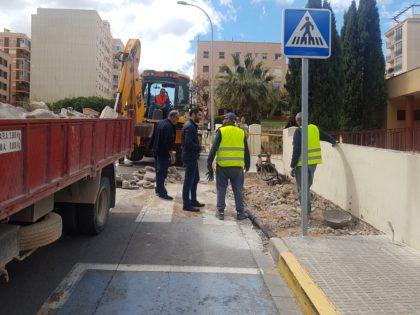 L'Alcora inicia un nou projecte per millorar l'accessibilitat i la mobilitat per als vianants