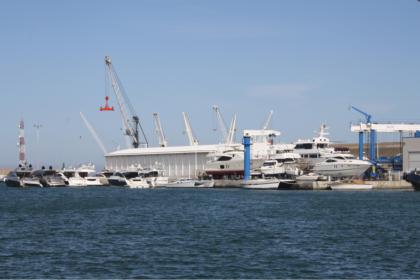 Canvis en l'accés al port i Hospital de Gandia