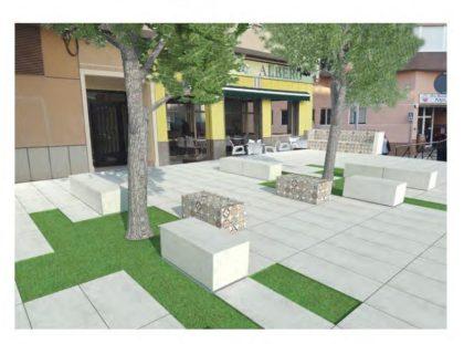 Les obres de remodelació de la plaça Molí Nou de l'Alcora ja estan en marxa