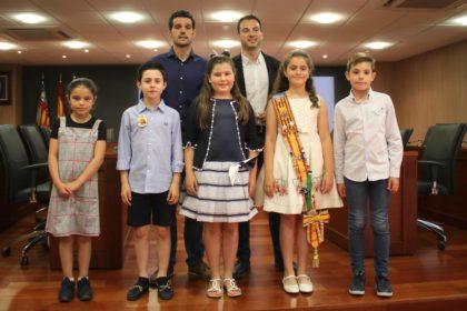Elia Pastor serà la Reina Infantil de la Fira d'Onda 2019