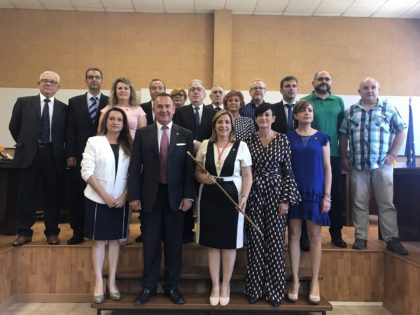 Susana Marqués és proclamada alcaldessa amb el suport dels regidors del PP i Ciutadans a Benicàssim