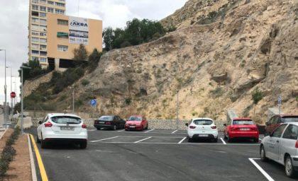 TRAM d'Alacant ofereix més de 200 places gratuïtes d'aparcament que estaran disponibles durant les festes de Fogueres