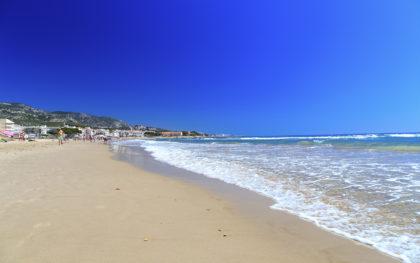 Rescatada una persona a la platja d'Alcossebre