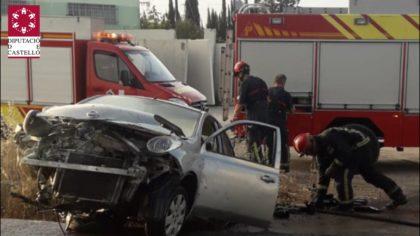 S'incendia un cotxe a Vila-real
