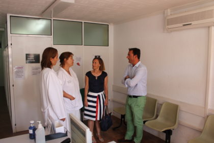 Peníscola ja disposa dels tres centres d'atenció sanitària per als mesos d'estiu