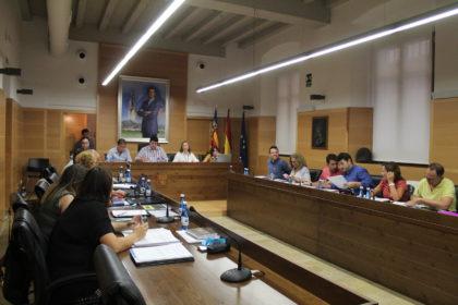 Nules demana amb una declaració institucional la defensa i regeneració de les platges