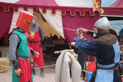 Les millors imatges de la Fira Medieval d'Onda