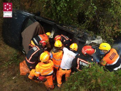 Accident de trànsit a L'Alcora