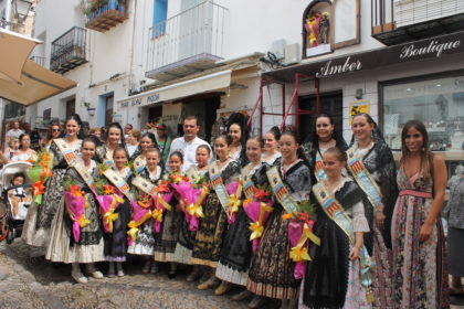 Peníscola amplia la programació de la Festivitat del seu Patró Sant Roc