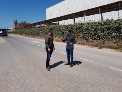 L'Alcora licita el projecte de modernització i millora del polígon industrial Foyes Ferraes