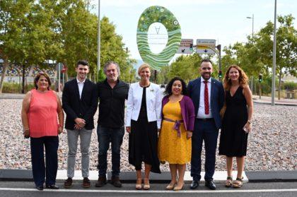 Castelló projecta en una nova escultura la seua transformació urbana inclusiva i sostenible