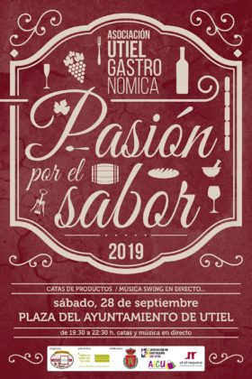 """""""Passió pel sabor"""" acosta la gastronomia local d'Utiel a ritme de swing"""
