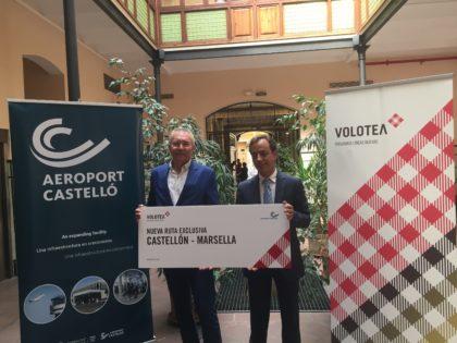 L'aeroport de Castelló presenta davant institucions i empresariat la nova ruta estival amb Marsella