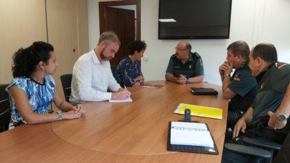 Ballester reclama al Govern una casa-caserna de la Guàrdia Civil digna per a garantir la seguretat d'Onda i de la comarca