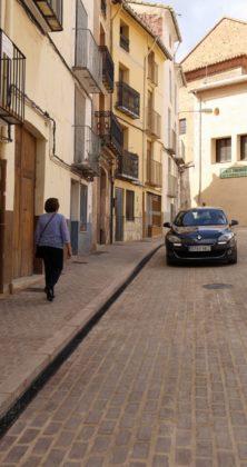 L'Ajuntament obre al trànsit la plaça de la Sinagoga d'Onda