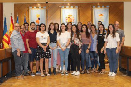 Borriana contracta 11 noves persones a través dels programes EMCUJU i EMPUJU