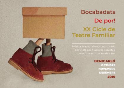Benicarló presenta una intensa programació de tardor per al públic infantil i familiar