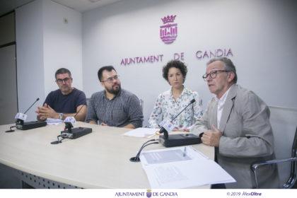 L'Orquestra Filharmònica de la Universitat de València amplia la seua presència a Gandia